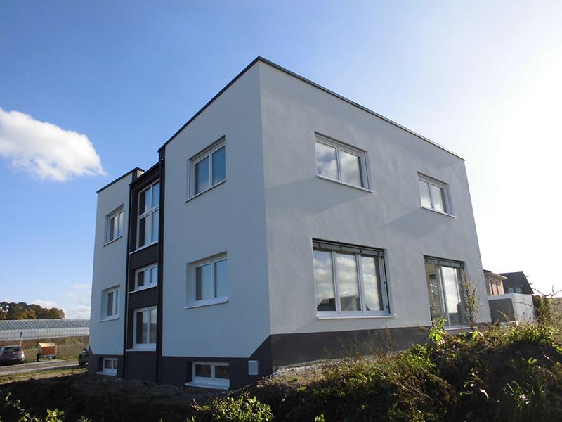 bv wgb neubau eines kfw 55 einfamilienhauses in. Black Bedroom Furniture Sets. Home Design Ideas